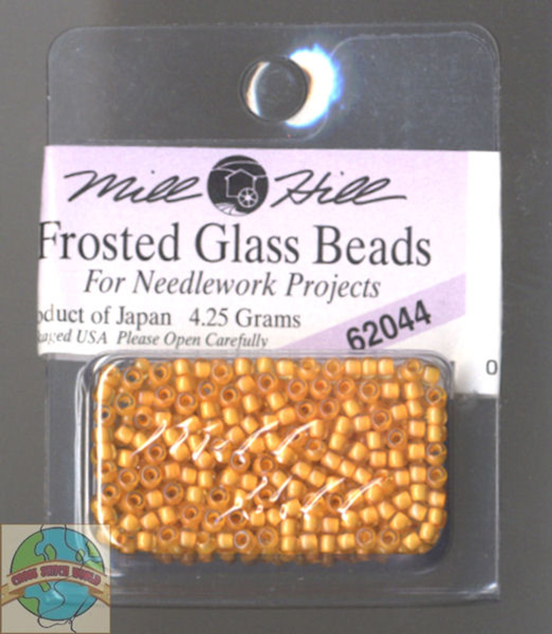 Mill Hill Frosted Glass Seed Beads 4.25g Autumn #62044