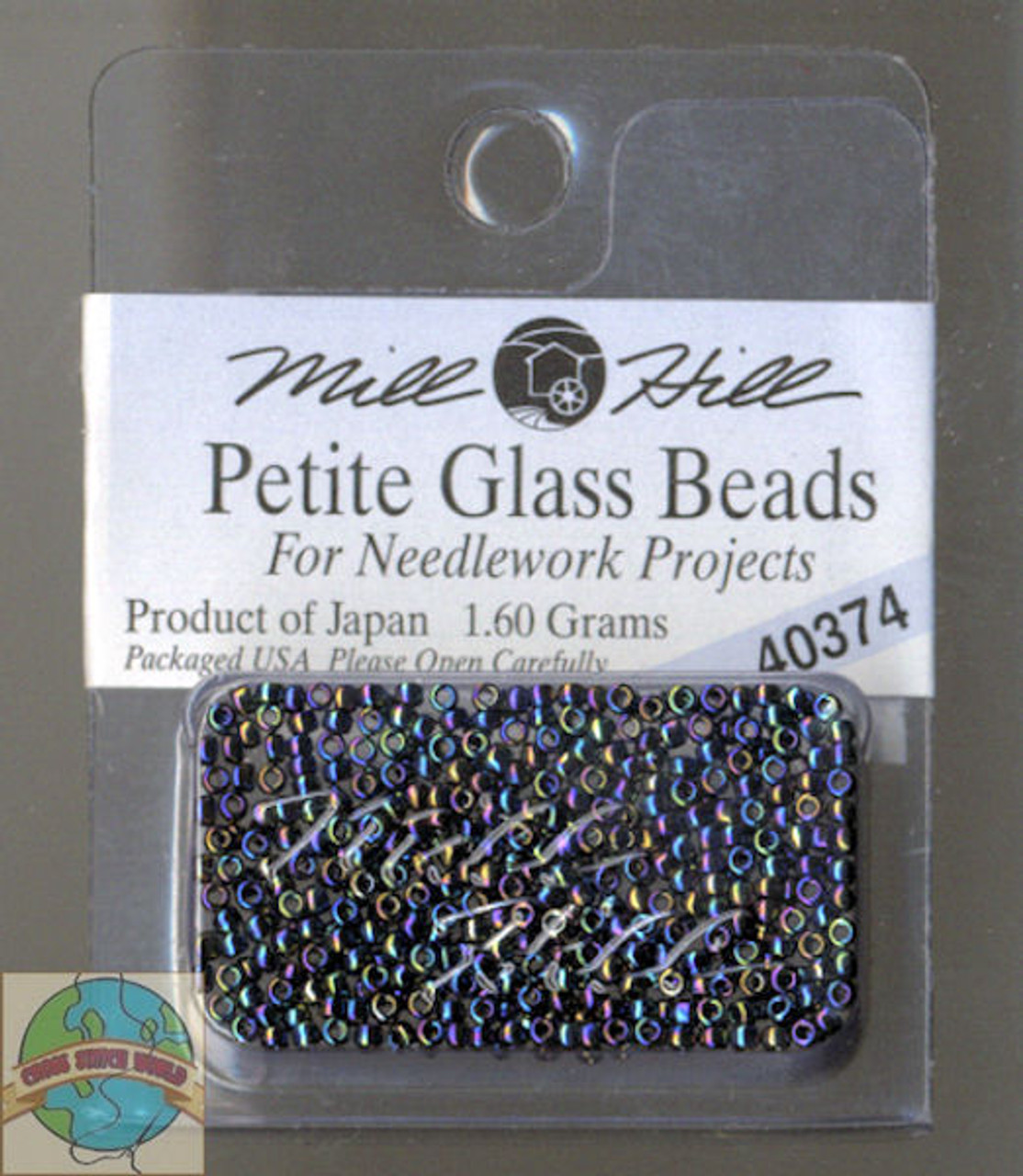 Mill Hill Petite Glass Beads 1.60g Rainbow