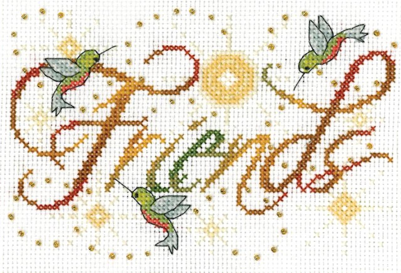 Design Works - Friends