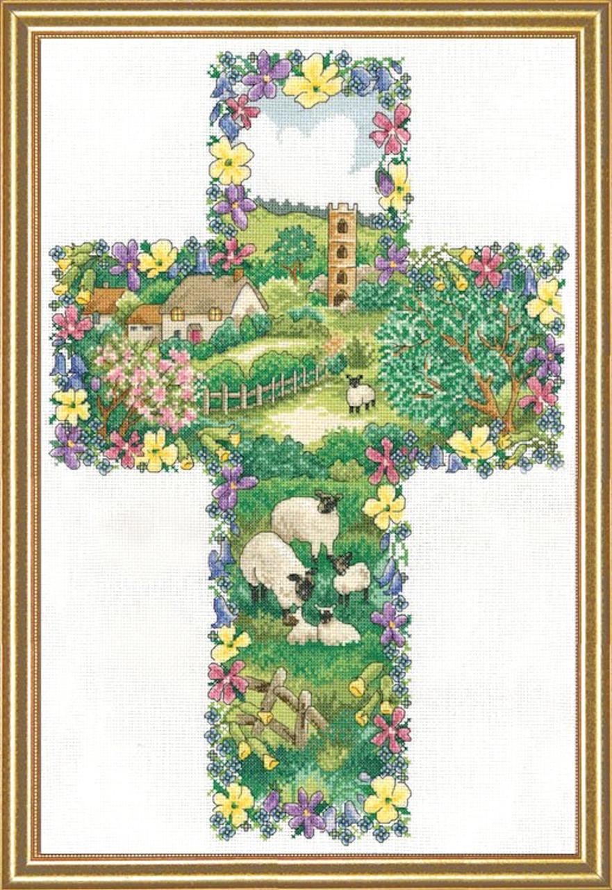 Design Works - Pastoral Cross