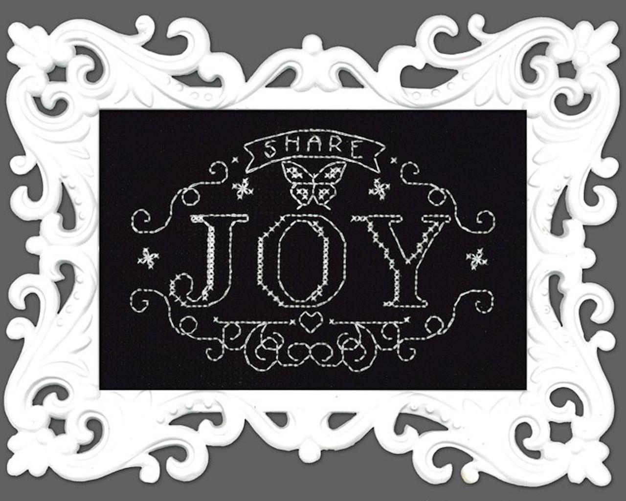 Design Works - Share Joy Chalkboard w/Frame
