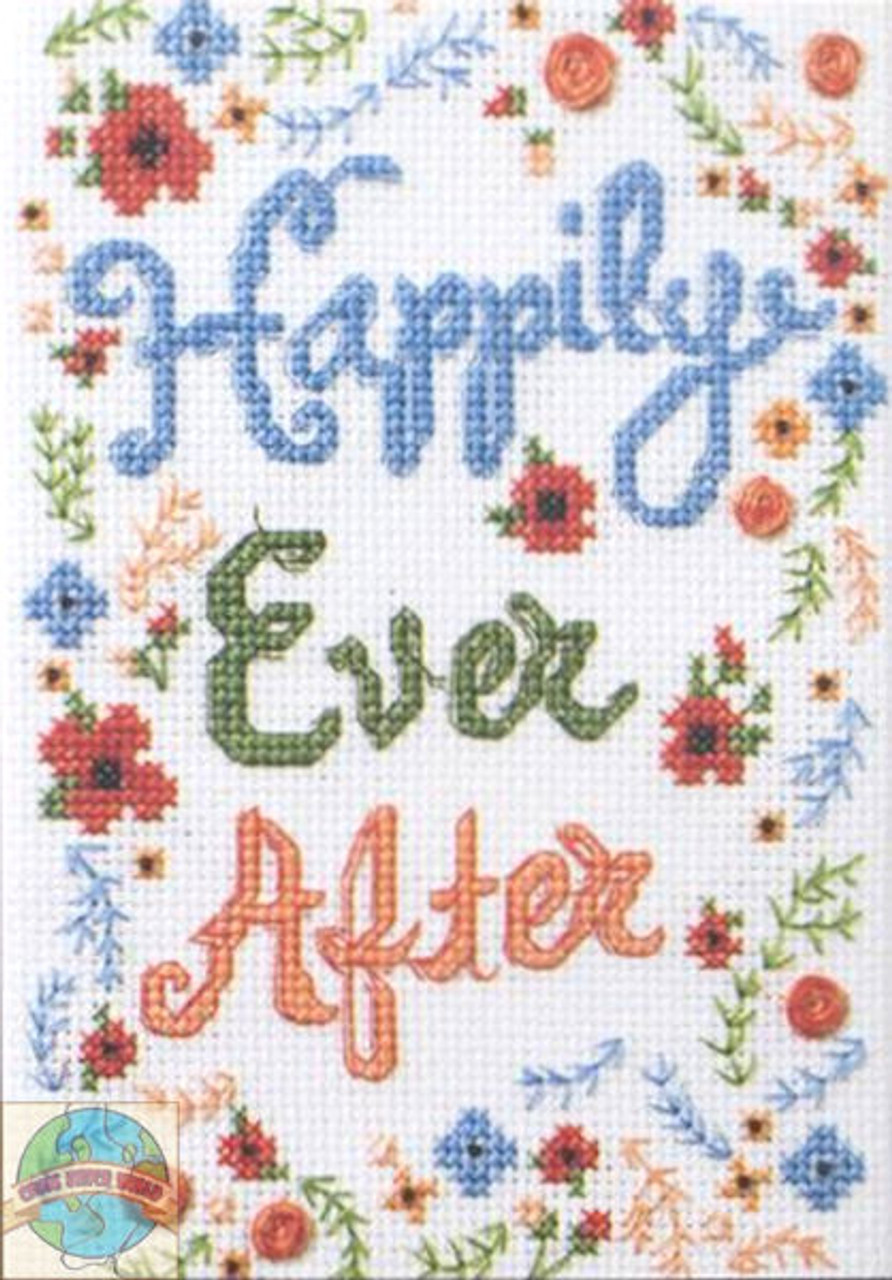 Plaid / Bucilla - Happily Ever After