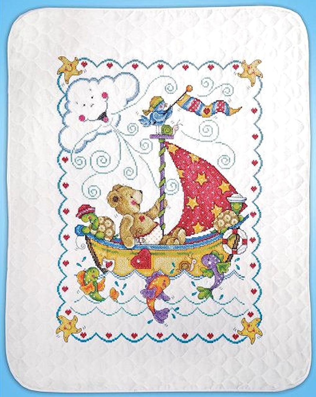 Design Works - Sail Away Quilt