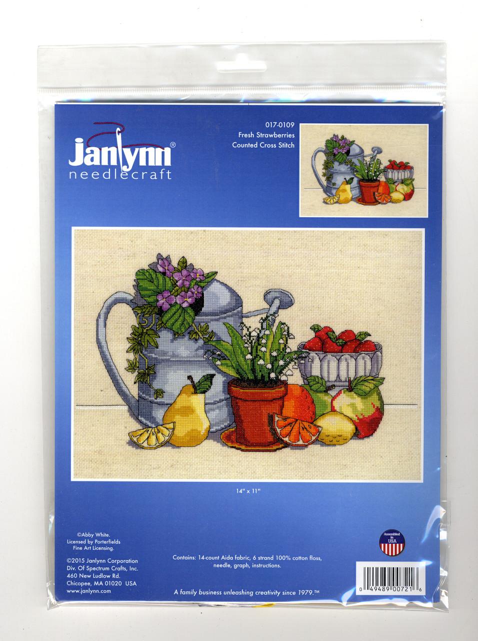 Janlynn - Fresh Strawberries
