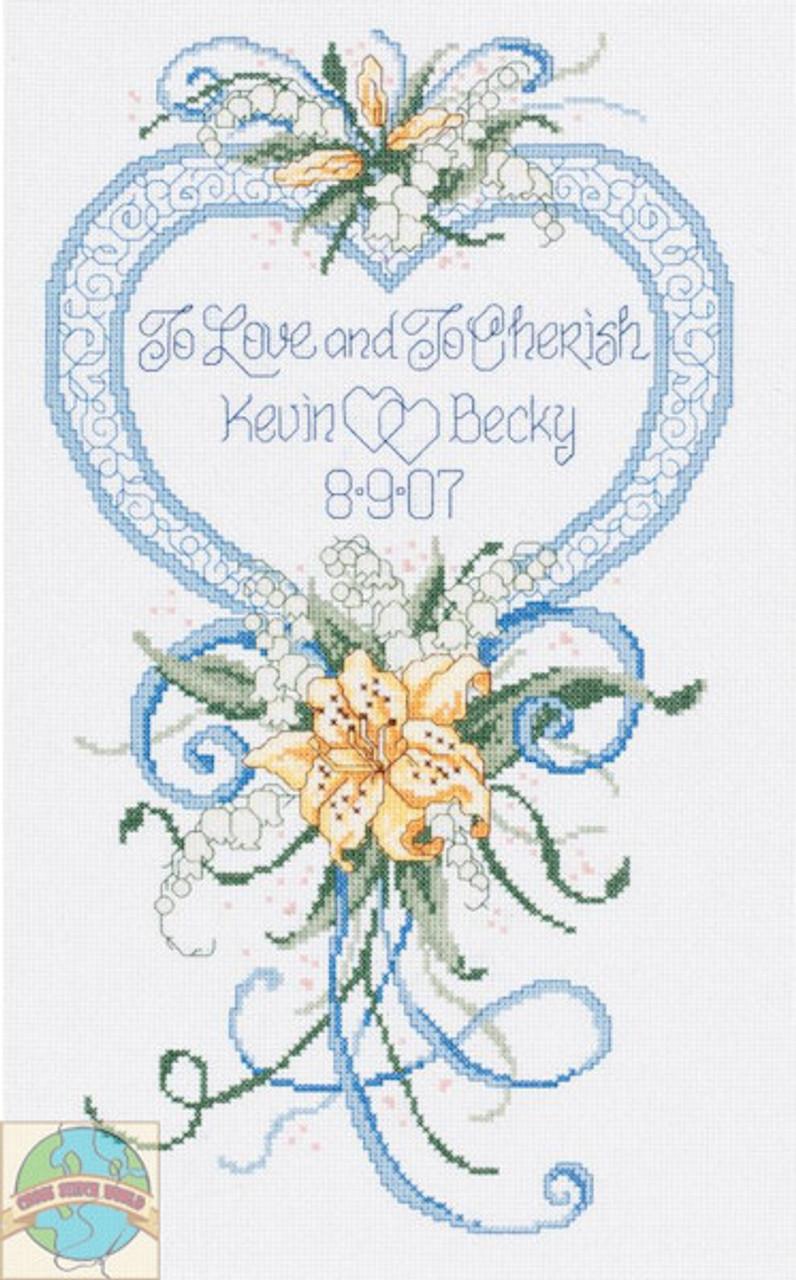 Janlynn - Cherished Wedding