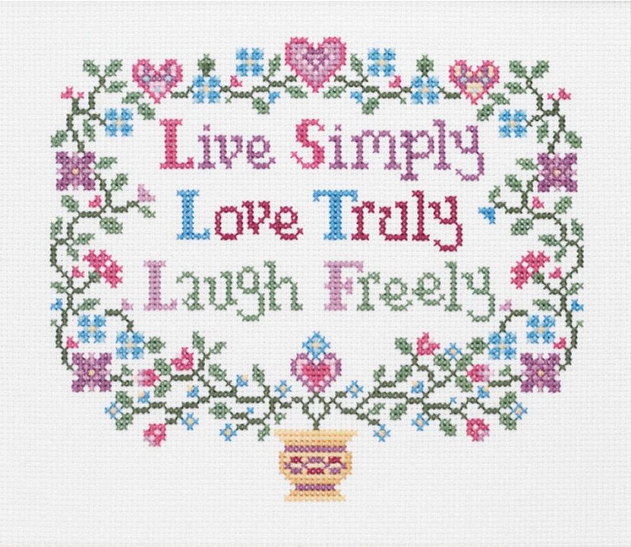 Janlynn Mini - Live, Love, Laugh