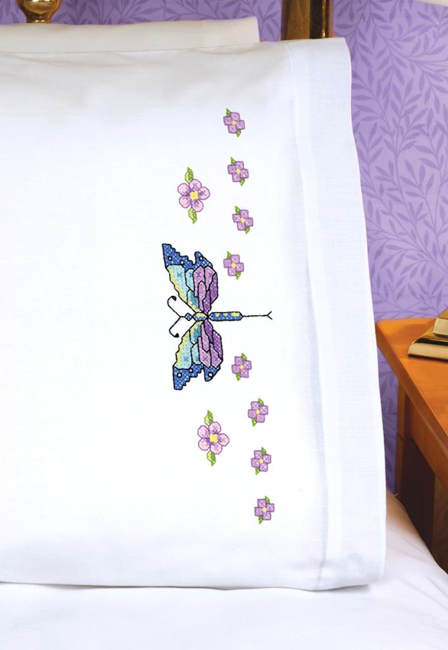 Janlynn - Dragonfly Pillowcases (2)