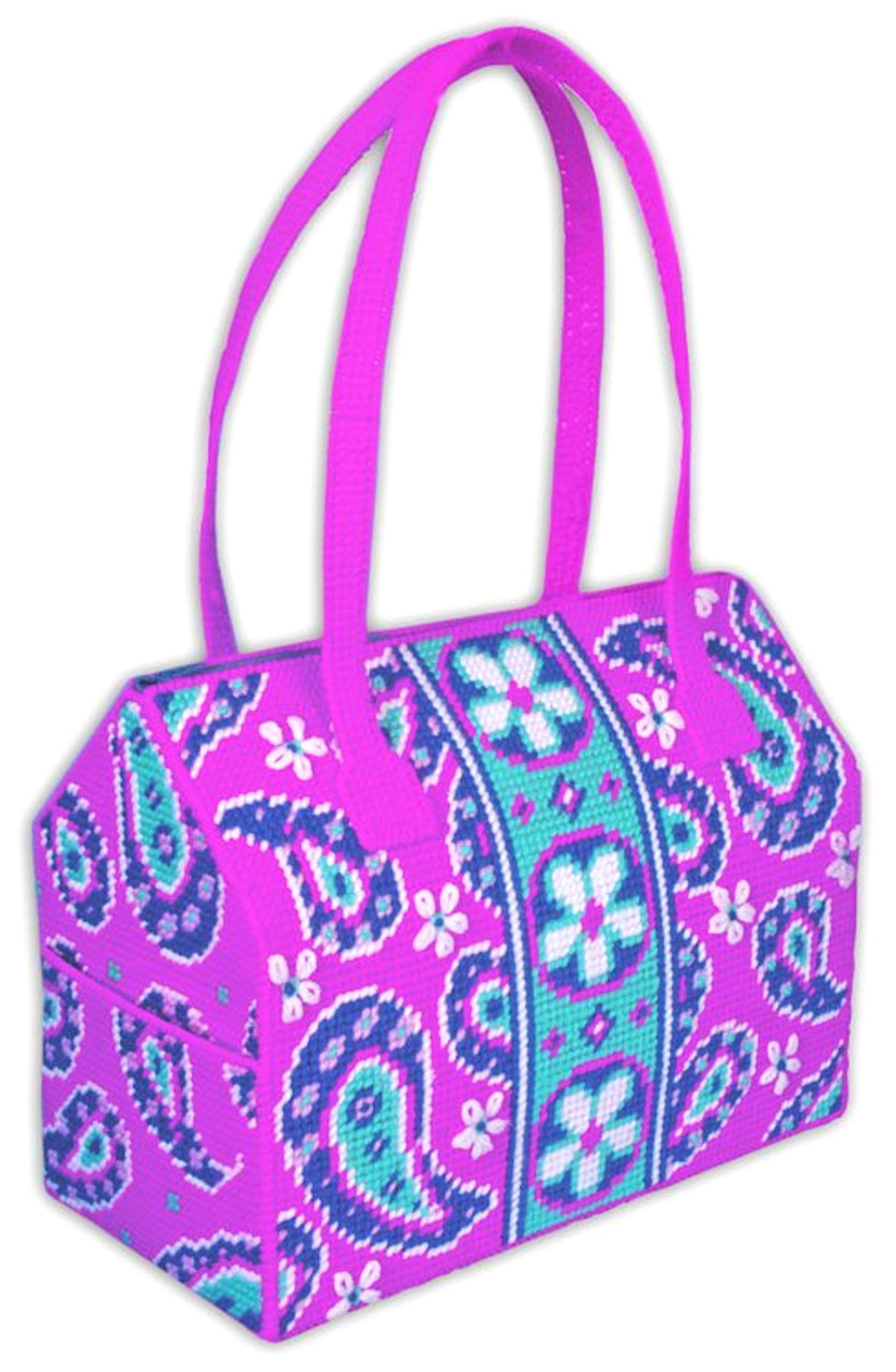Design Works - Paisley Tote Bag