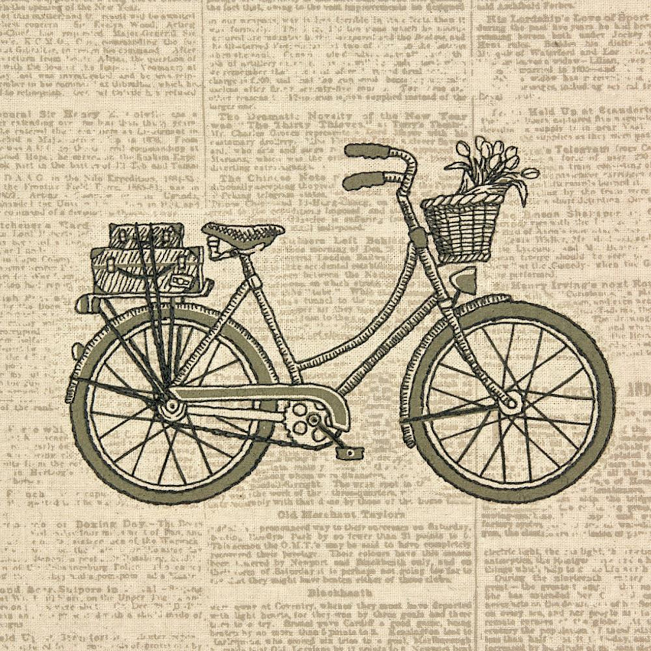 Dimensions - Classic Bicycle