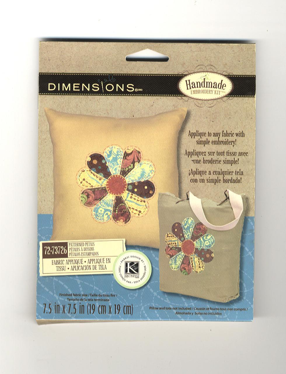 Dimensions - Patterned Petals