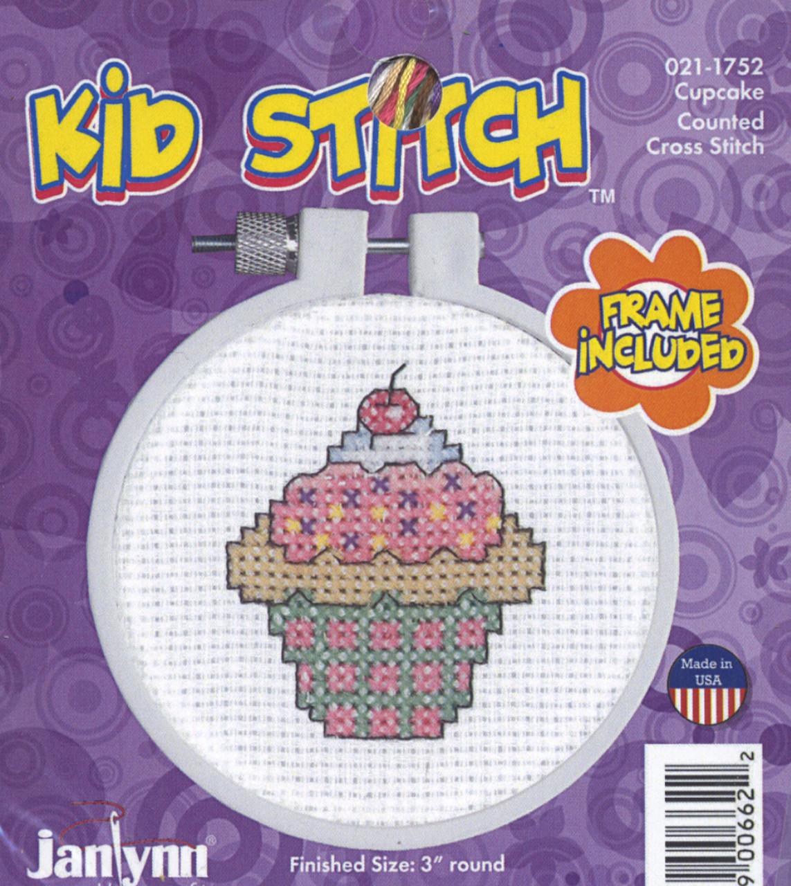 Kid Stitch - Cupcake