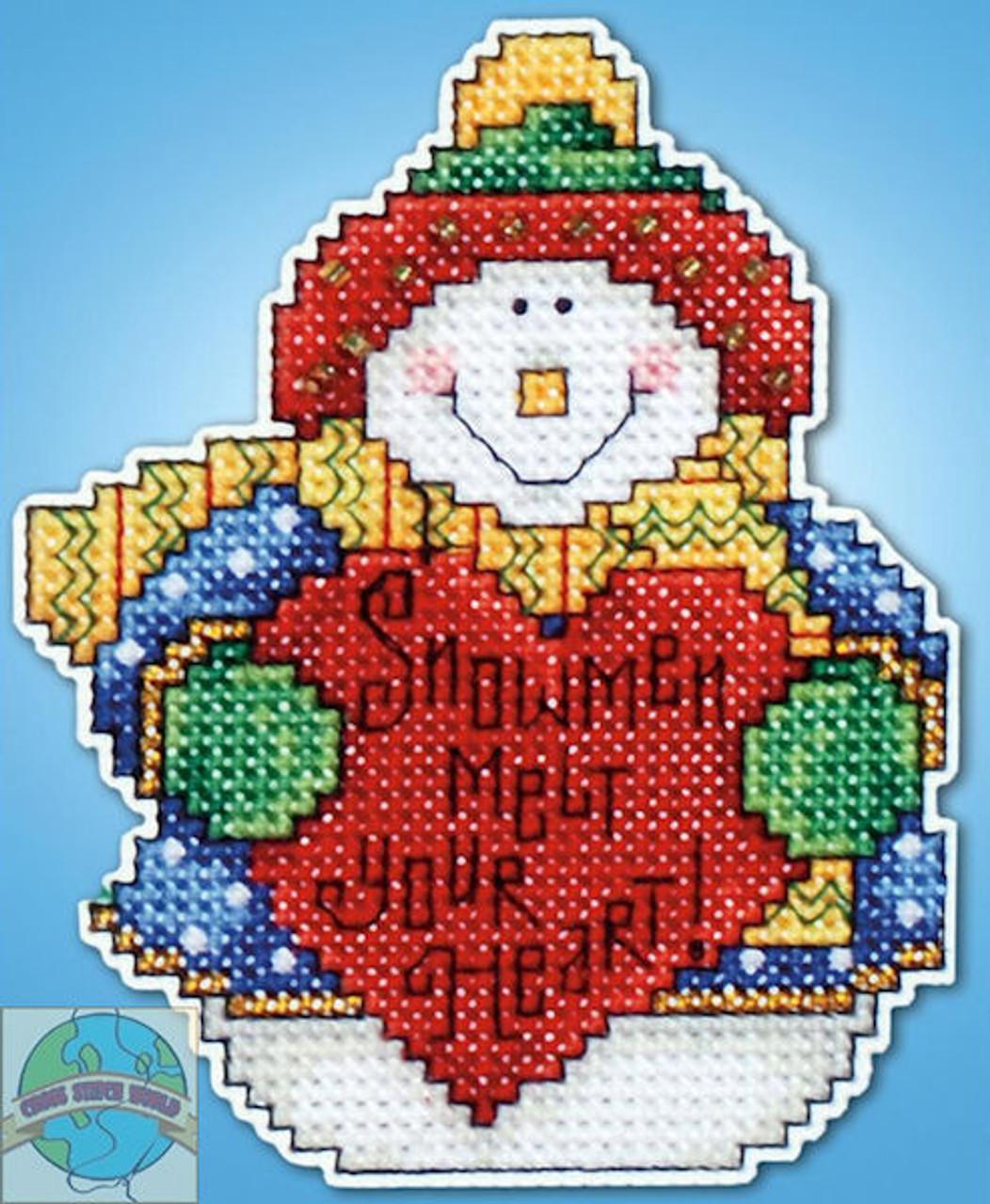 Design Works - Snowman Ornament