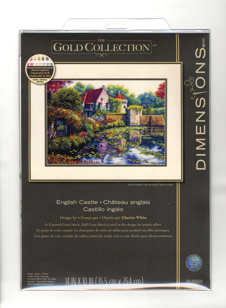 Gold Collection - English Castle