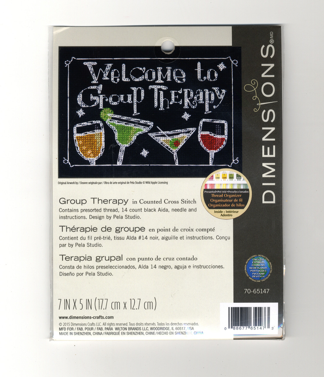 Dimensions Minis - Group Therapy