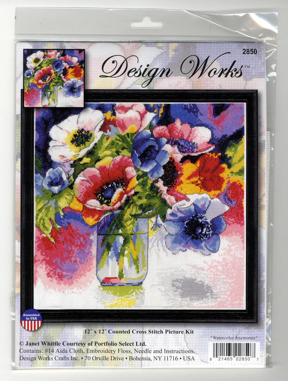 Design Works - Anemones