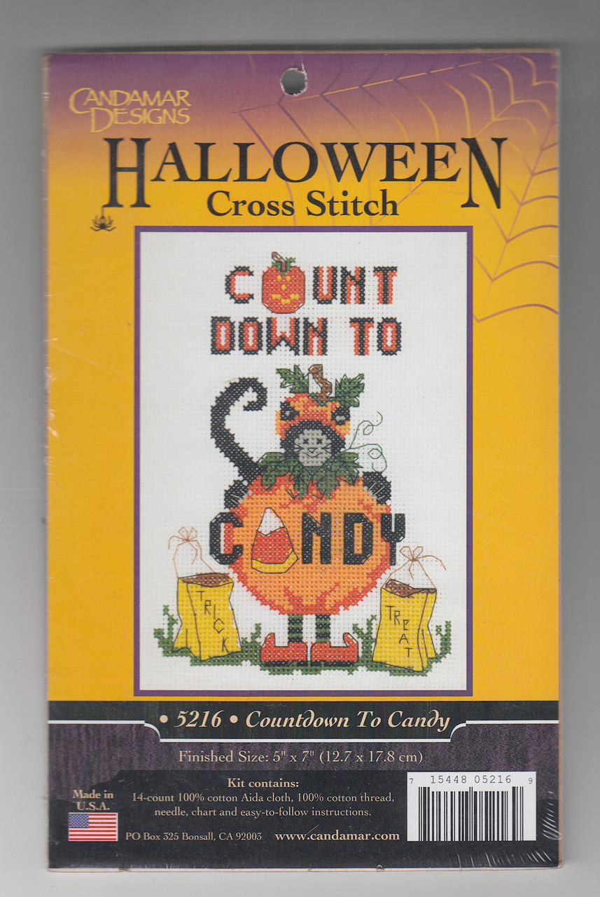 Candamar - Countdown To Candy
