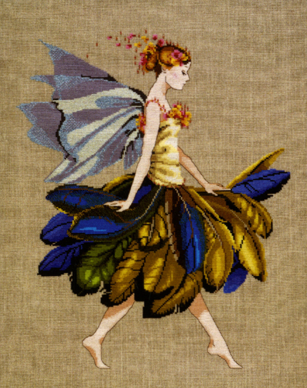 Mirabilia - The Feather Fairy