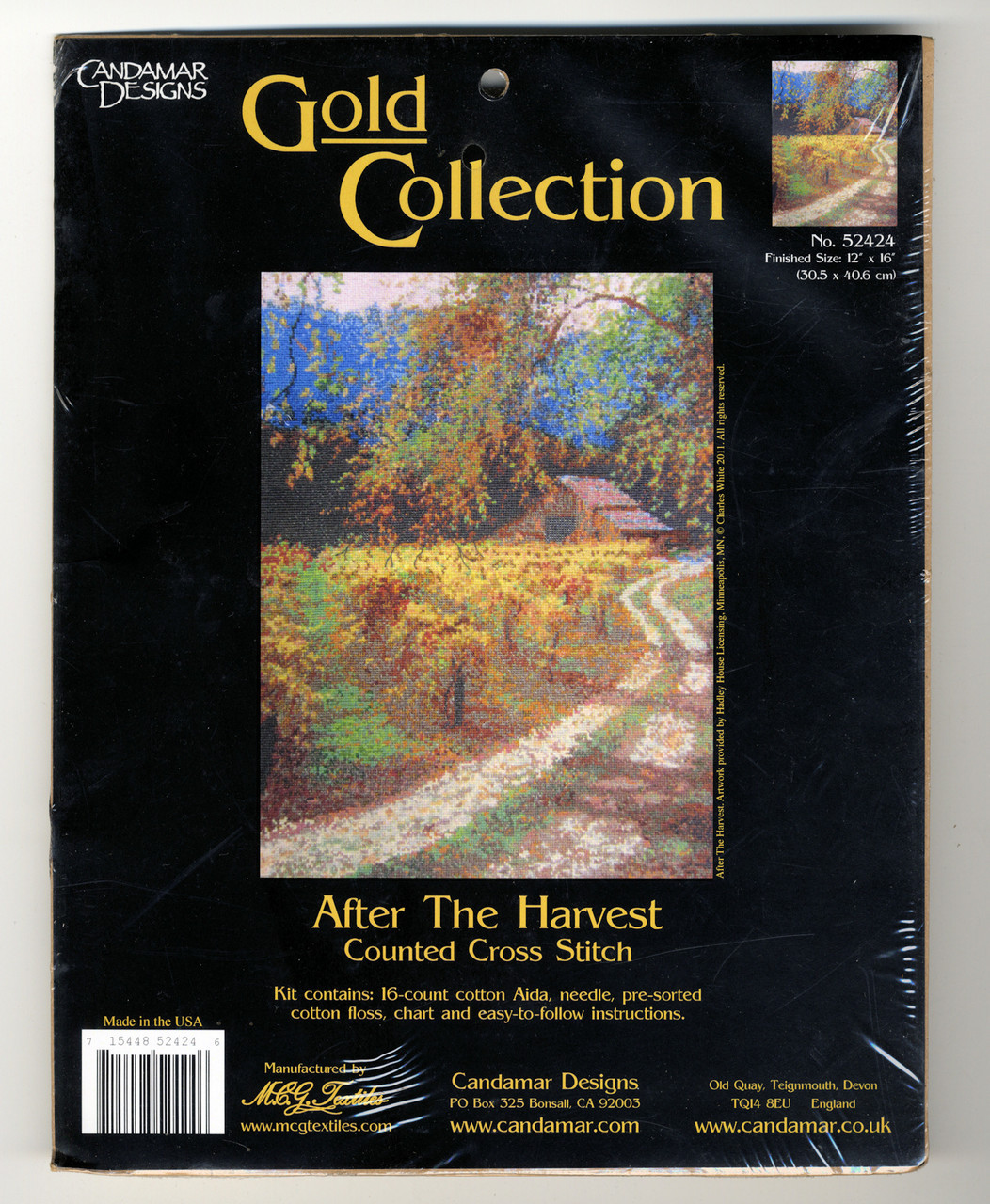 Gold Collection - After the Harvest