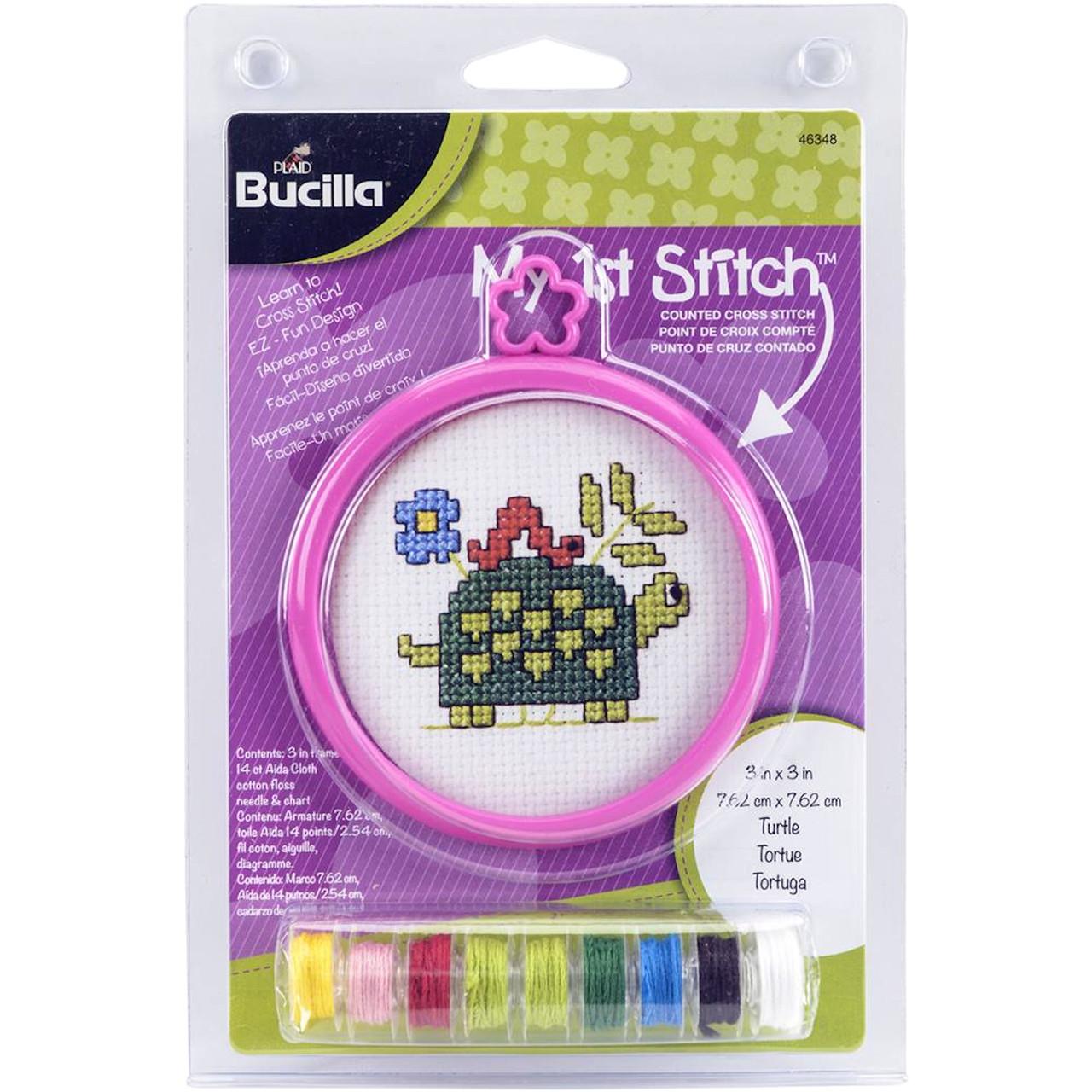 My 1st Stitch - Turtle