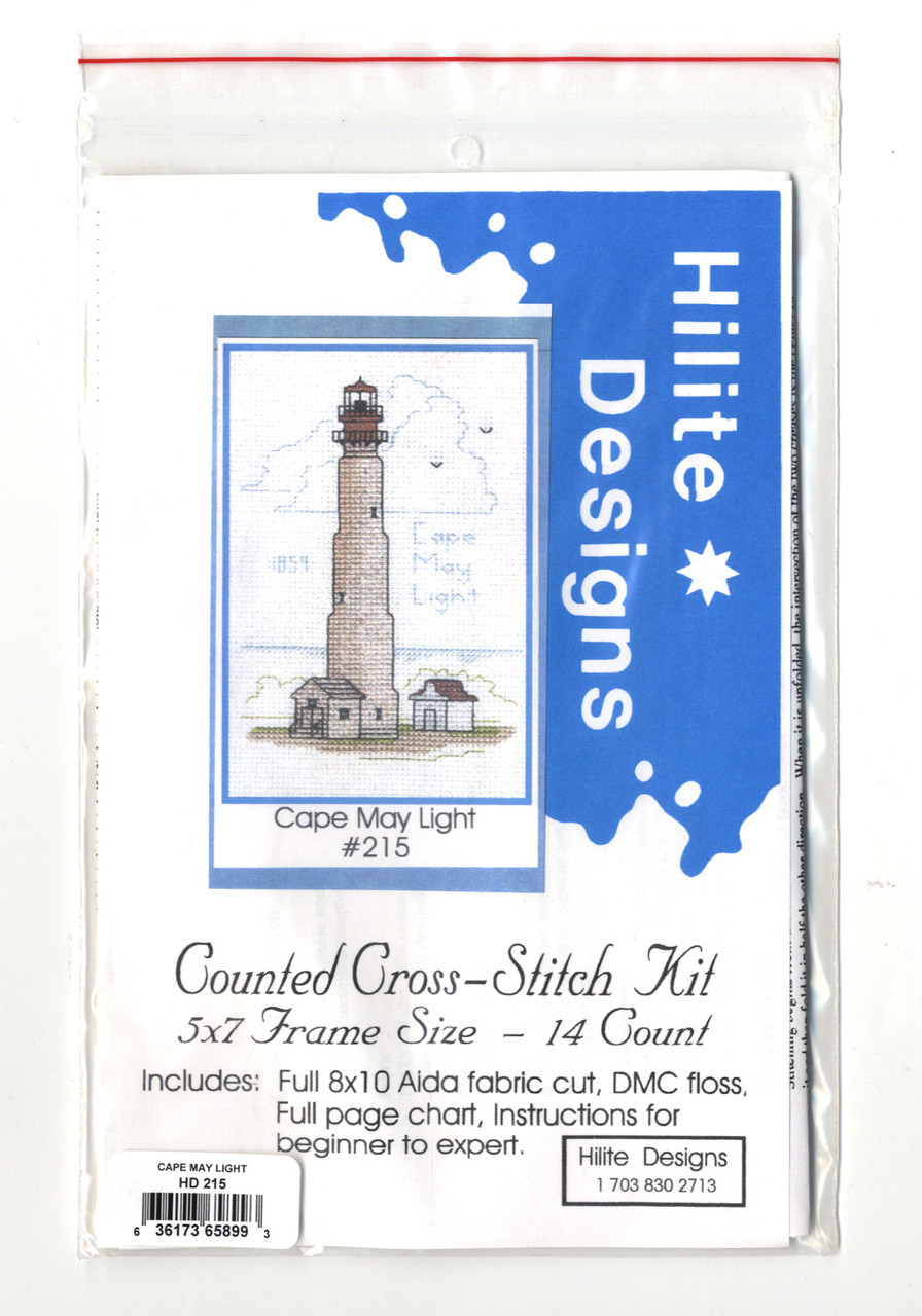 Hilite Designs - Cape May Light