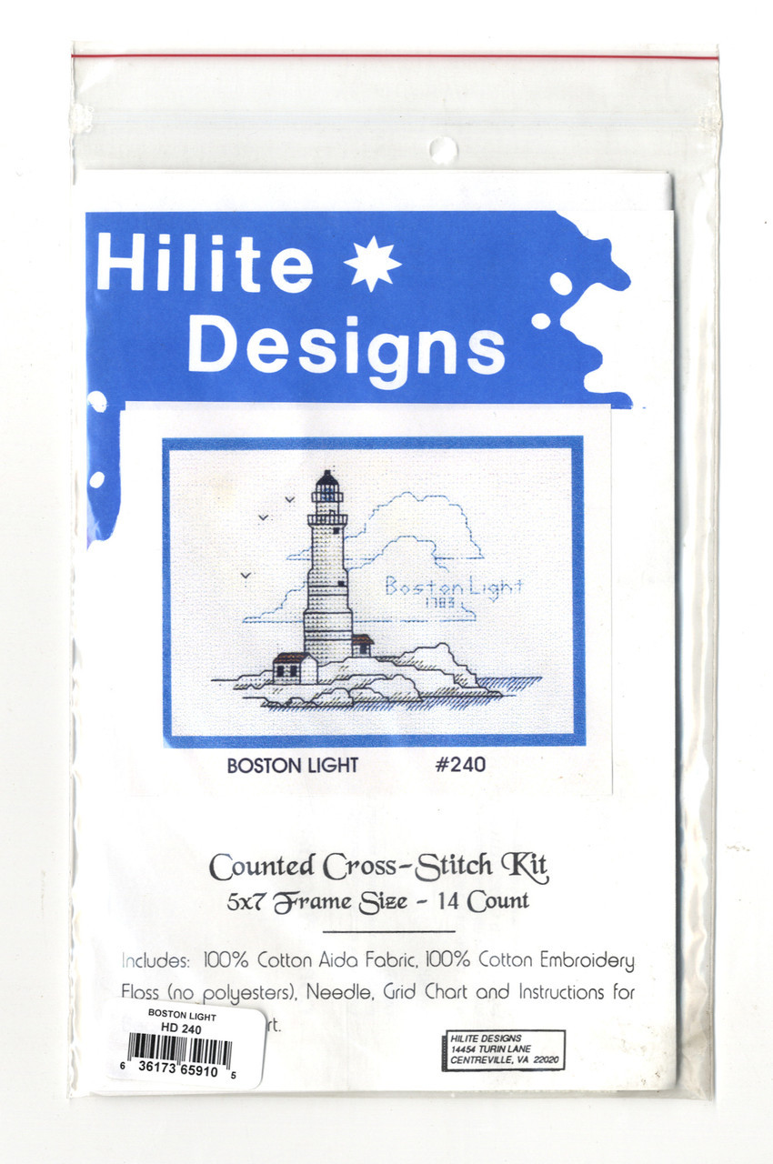 Hilite Designs - Boston Light