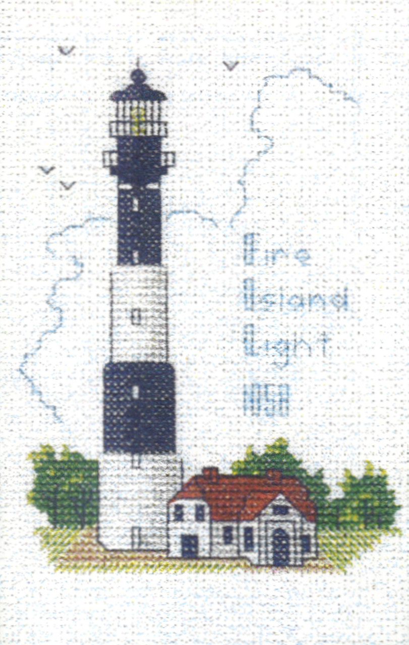 Hilite Designs - Fire Island Light
