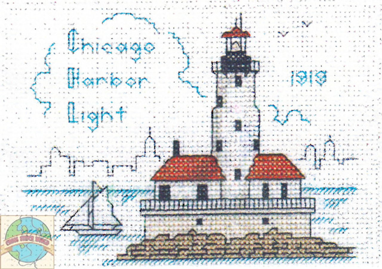Hilite Designs - Chicago Harbor Light