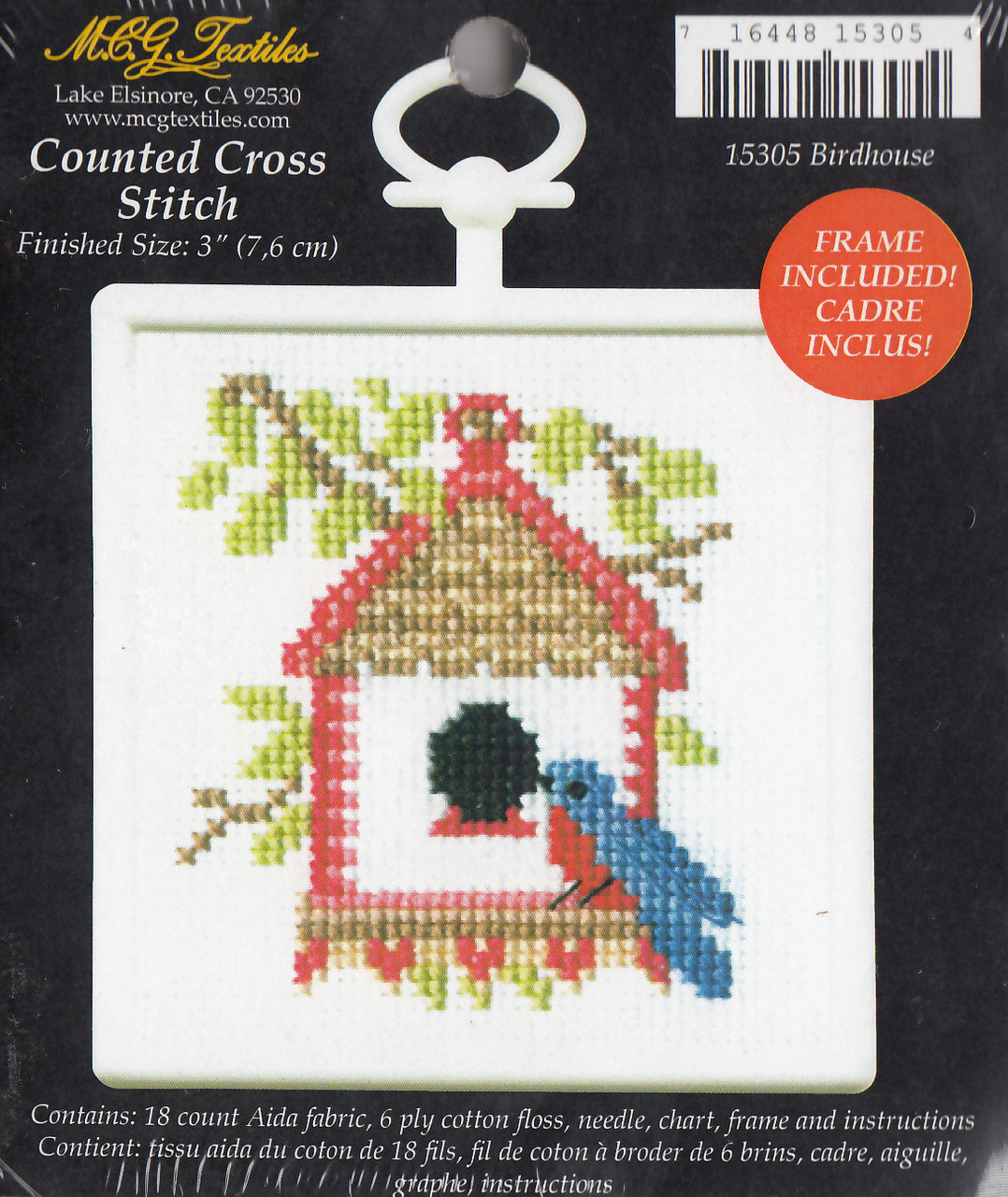Candamar Mini - Birdhouse