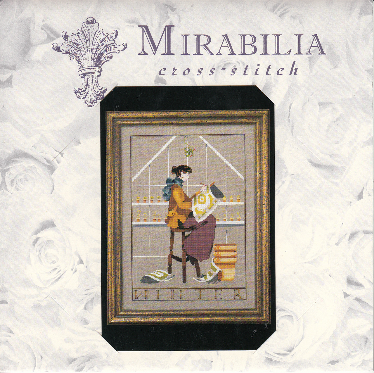 Mirabilia - Winter In My Garden