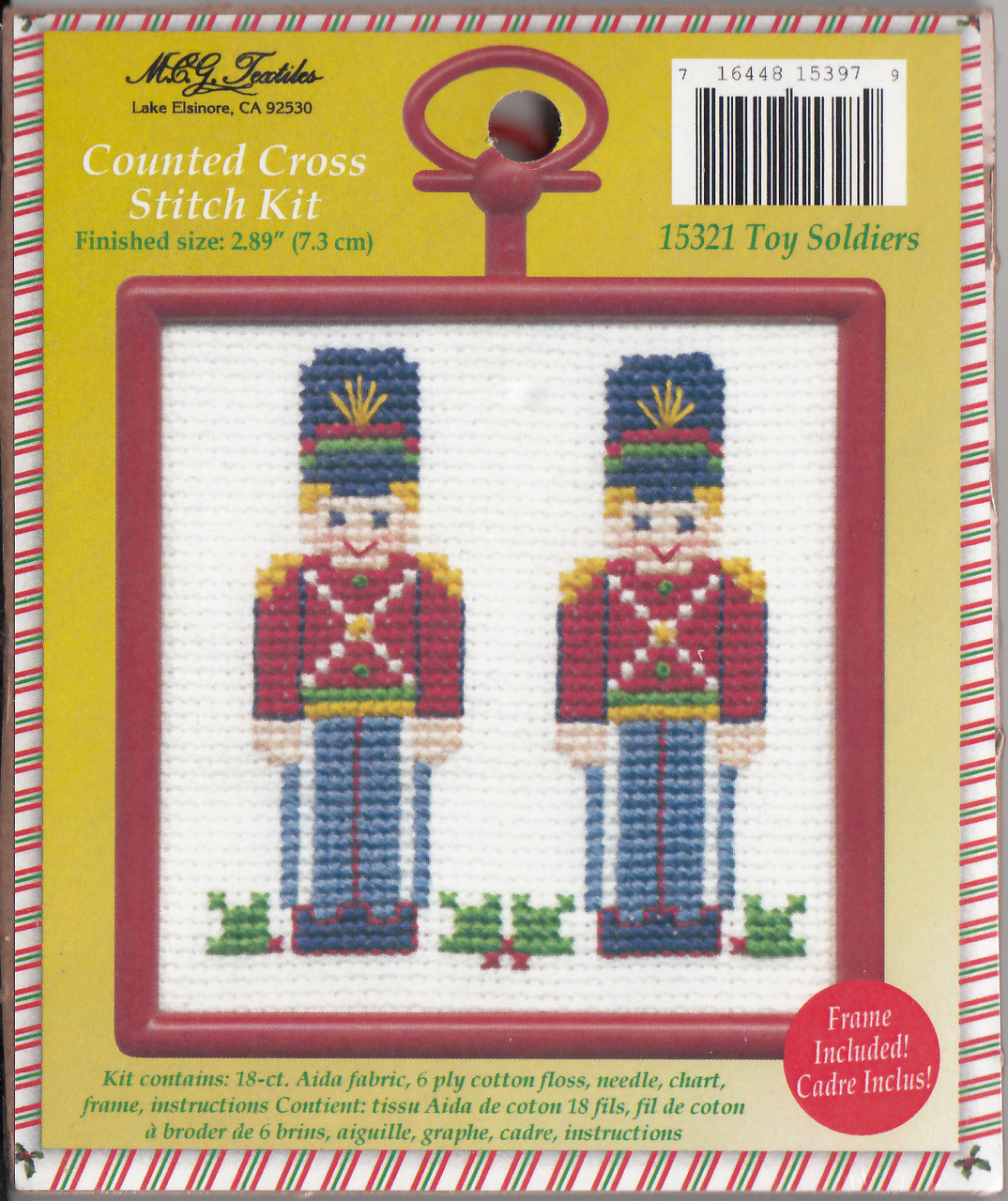 Candamar Mini - Toy Soldiers