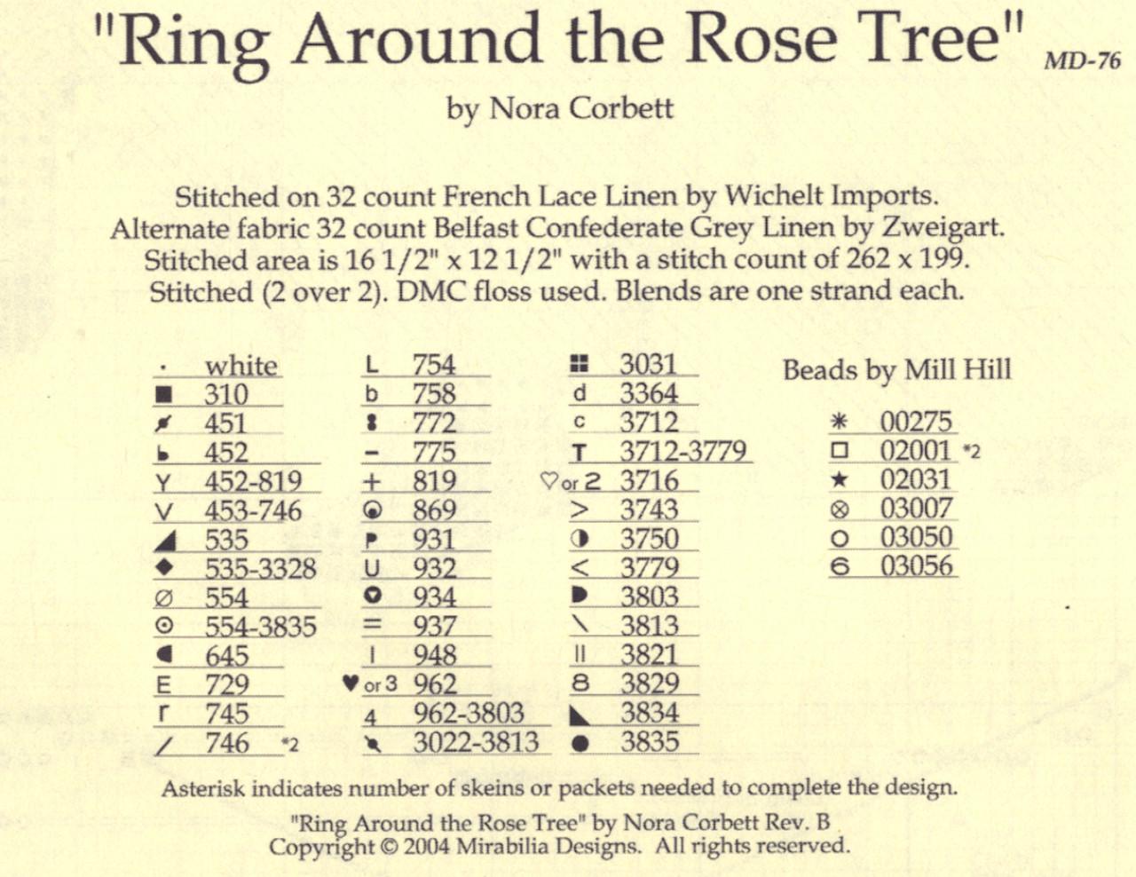 Mirabilia - Ring Around the Rose Tree