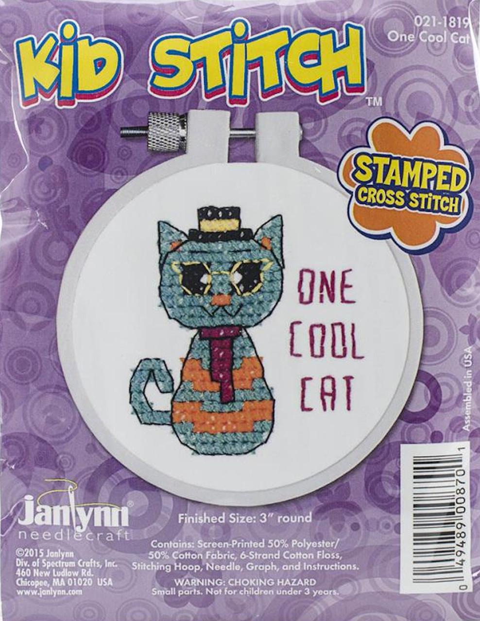 Kid Stitch - One Cool Cat
