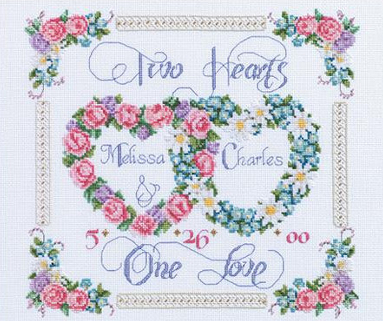 Janlynn - Two Hearts United Wedding Record