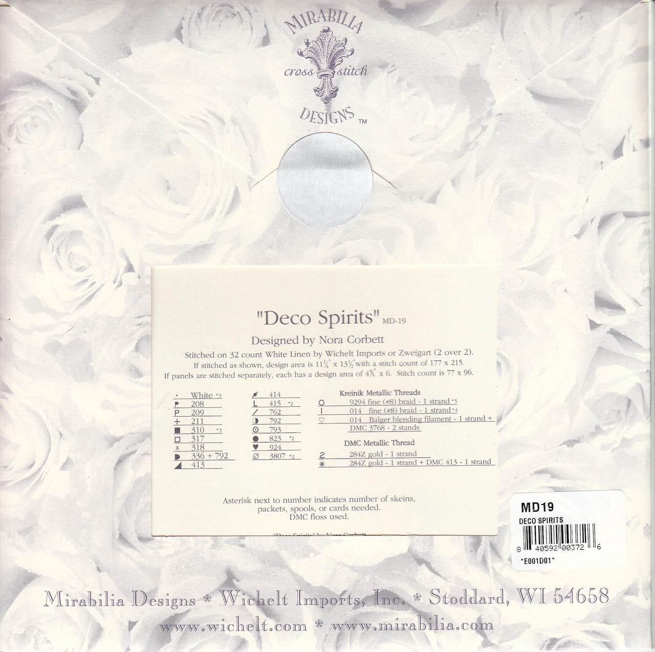 Mirabilia - Deco Spirits