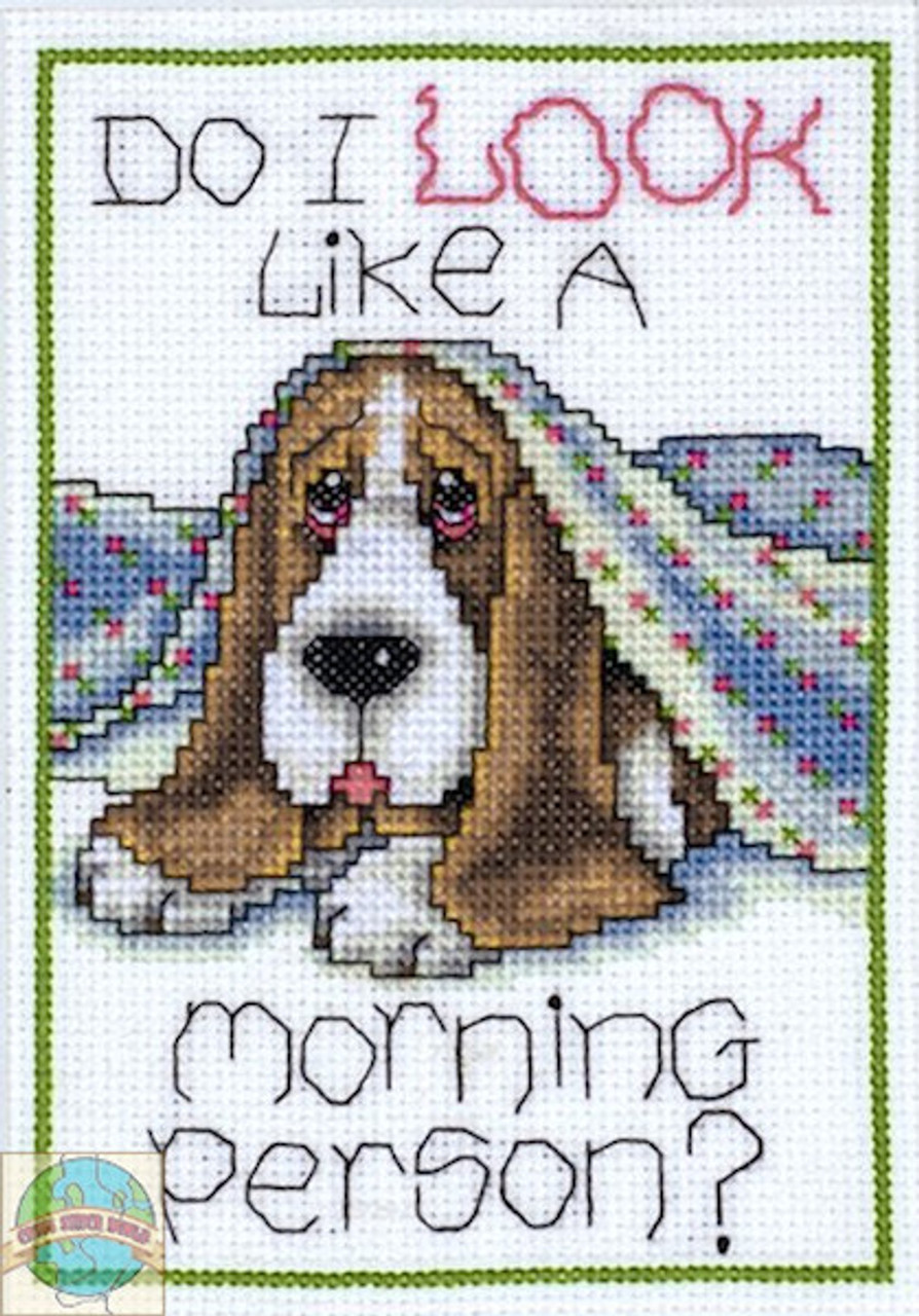 Design Works - Morning Dog