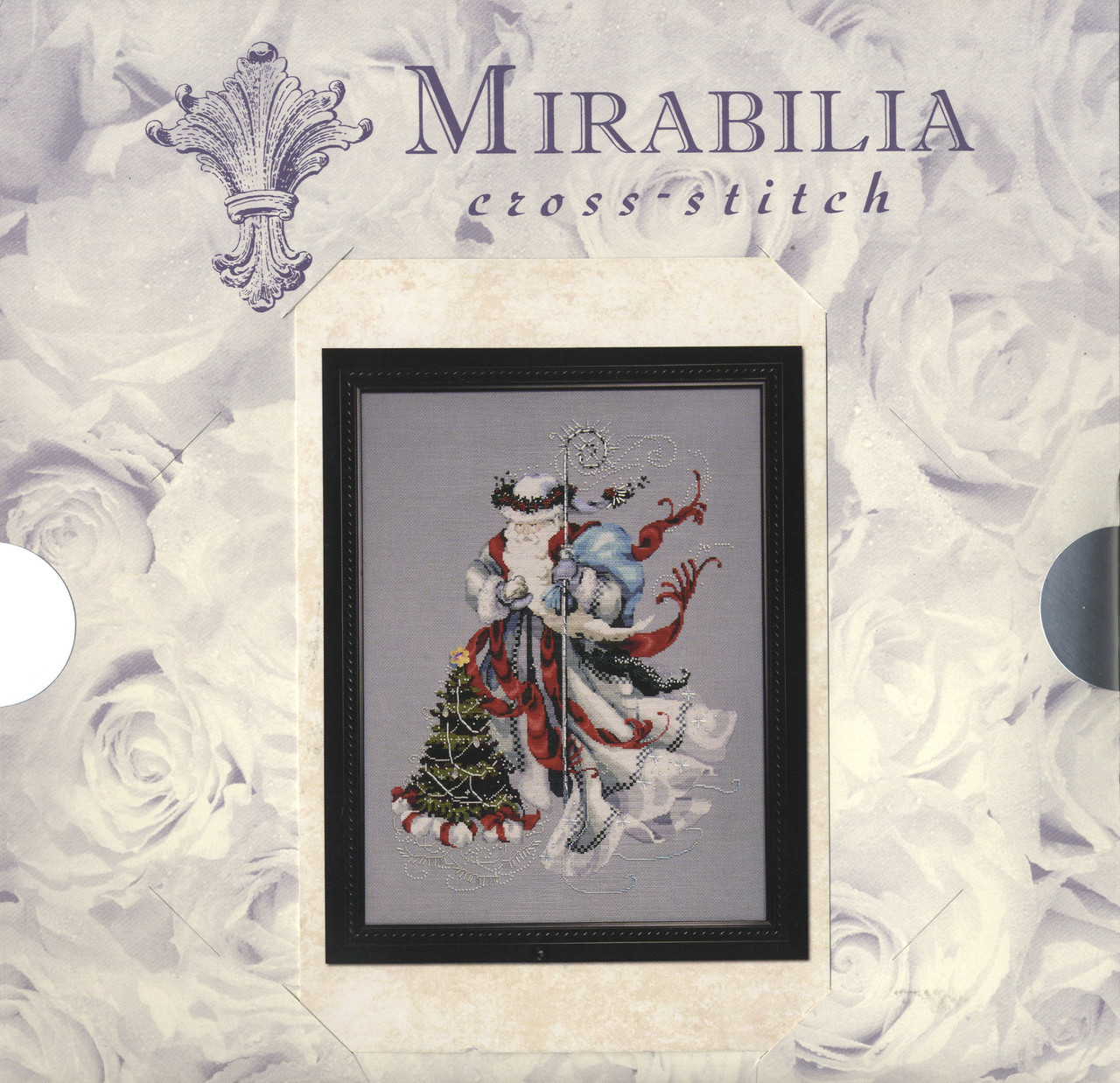 Mirabilia - Winter White Santa