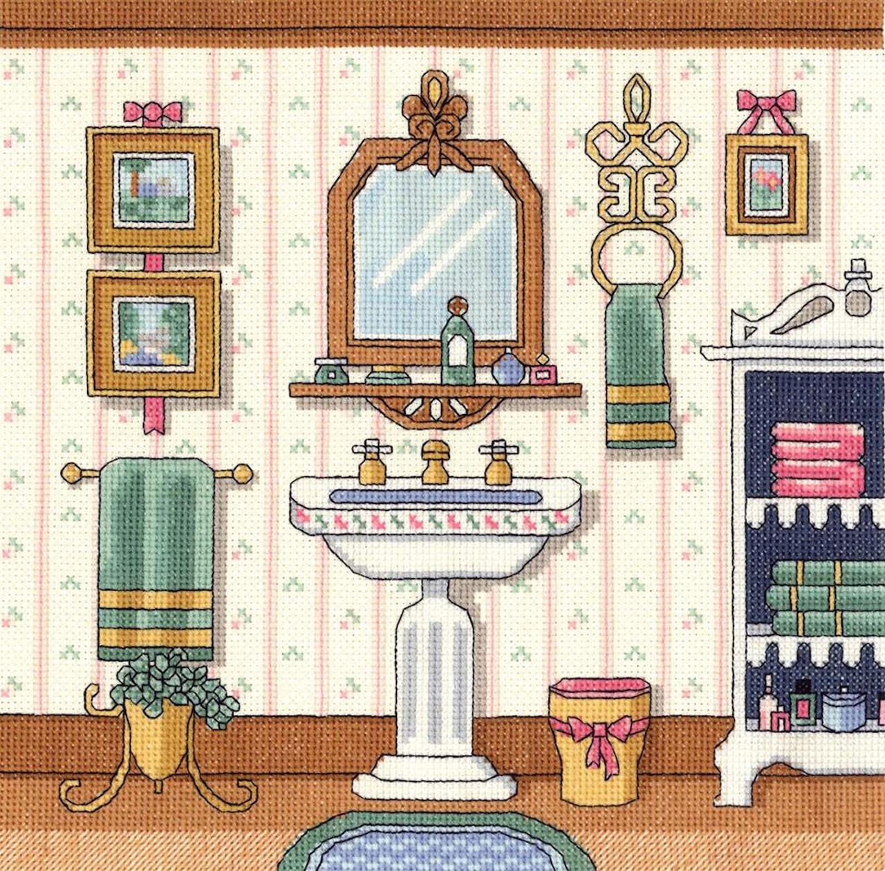 Janlynn - Victorian Sink
