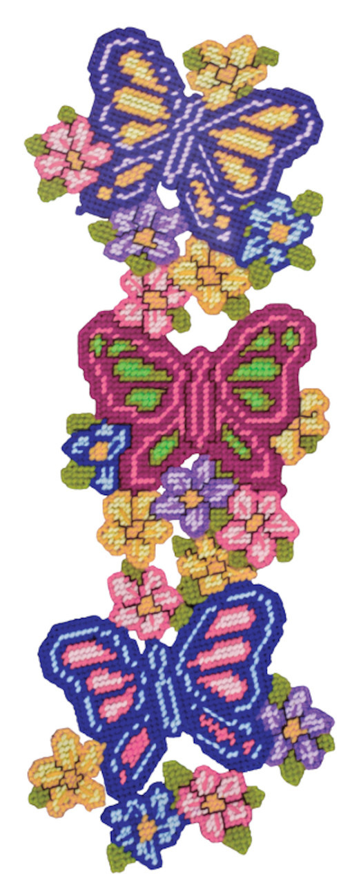 Design Works - Butterfly Pile Up
