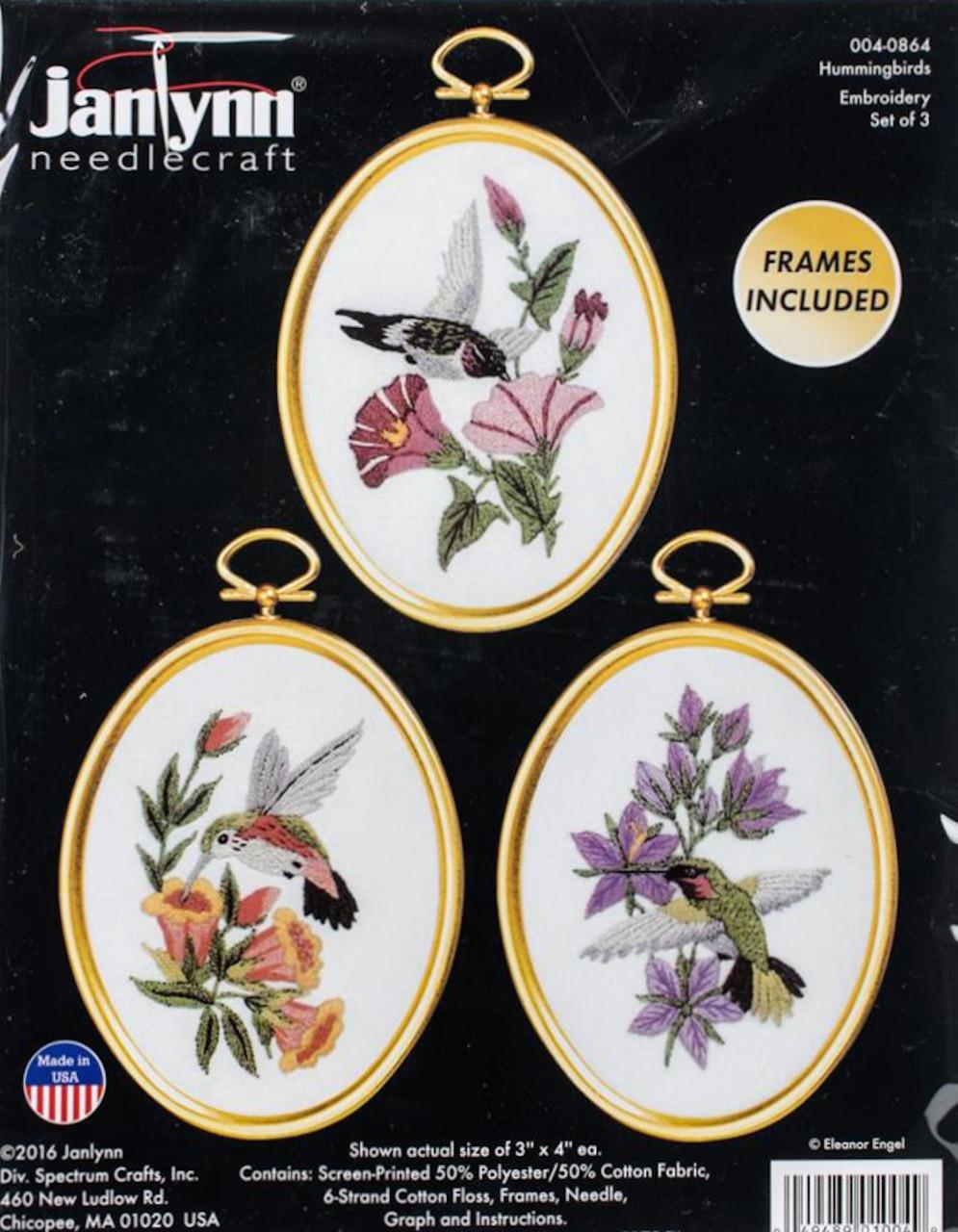 Janlynn - Hummingbirds