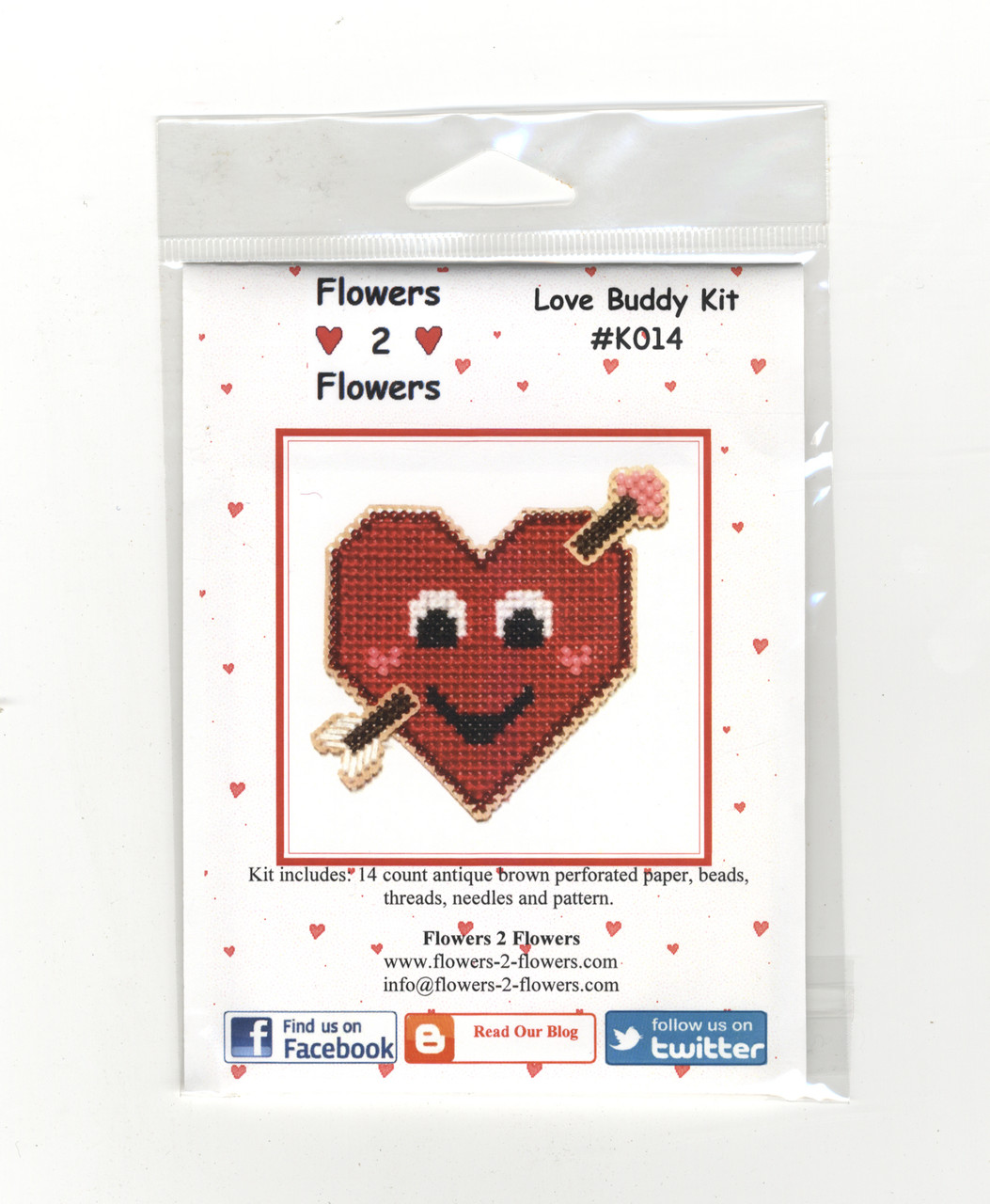 Flowers 2 Flowers - Love Buddy