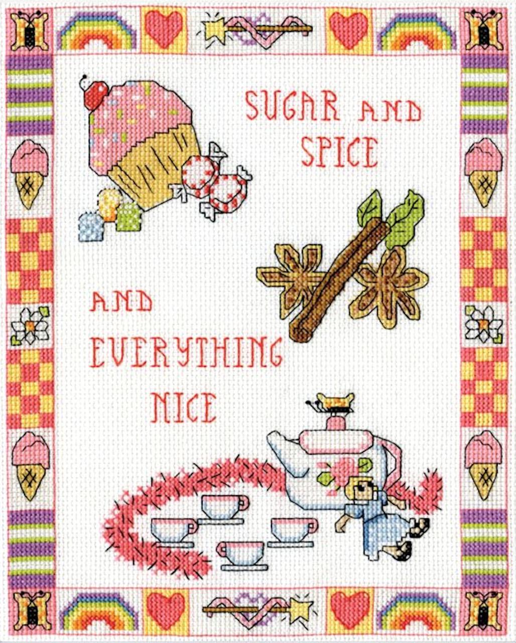 Design Works - Sugar and Spice