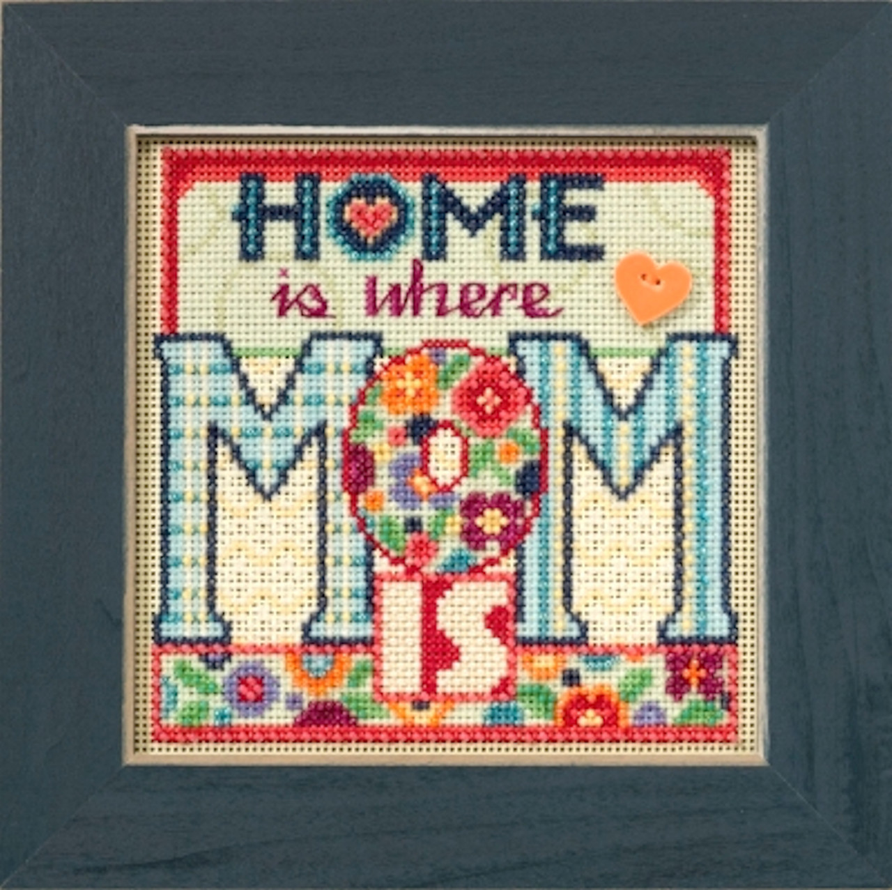 2015 Mill Hill Buttons & Beads Spring Series - Mom