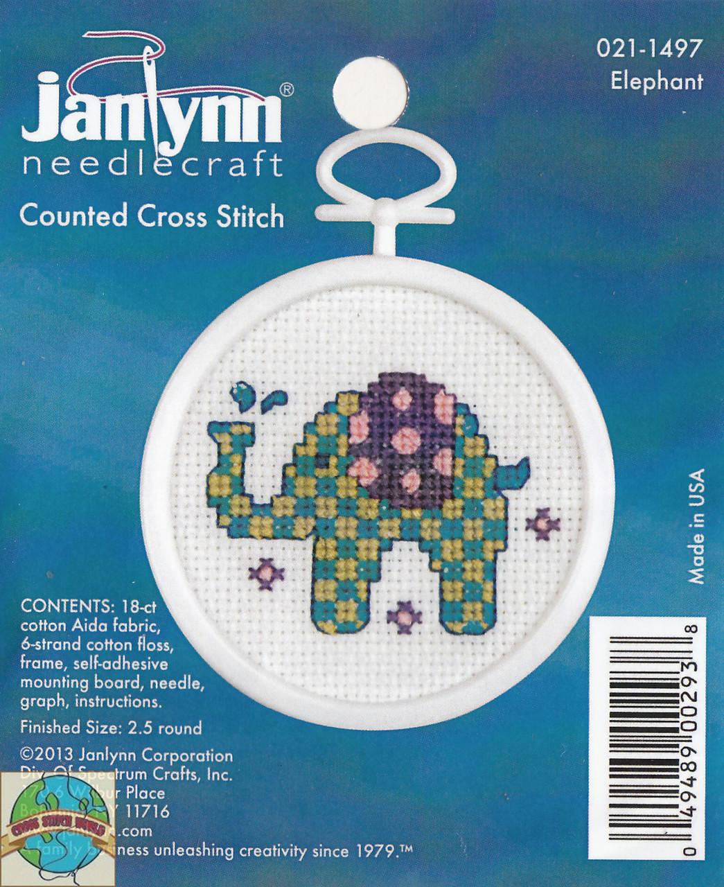 Janlynn Mini - Elephant