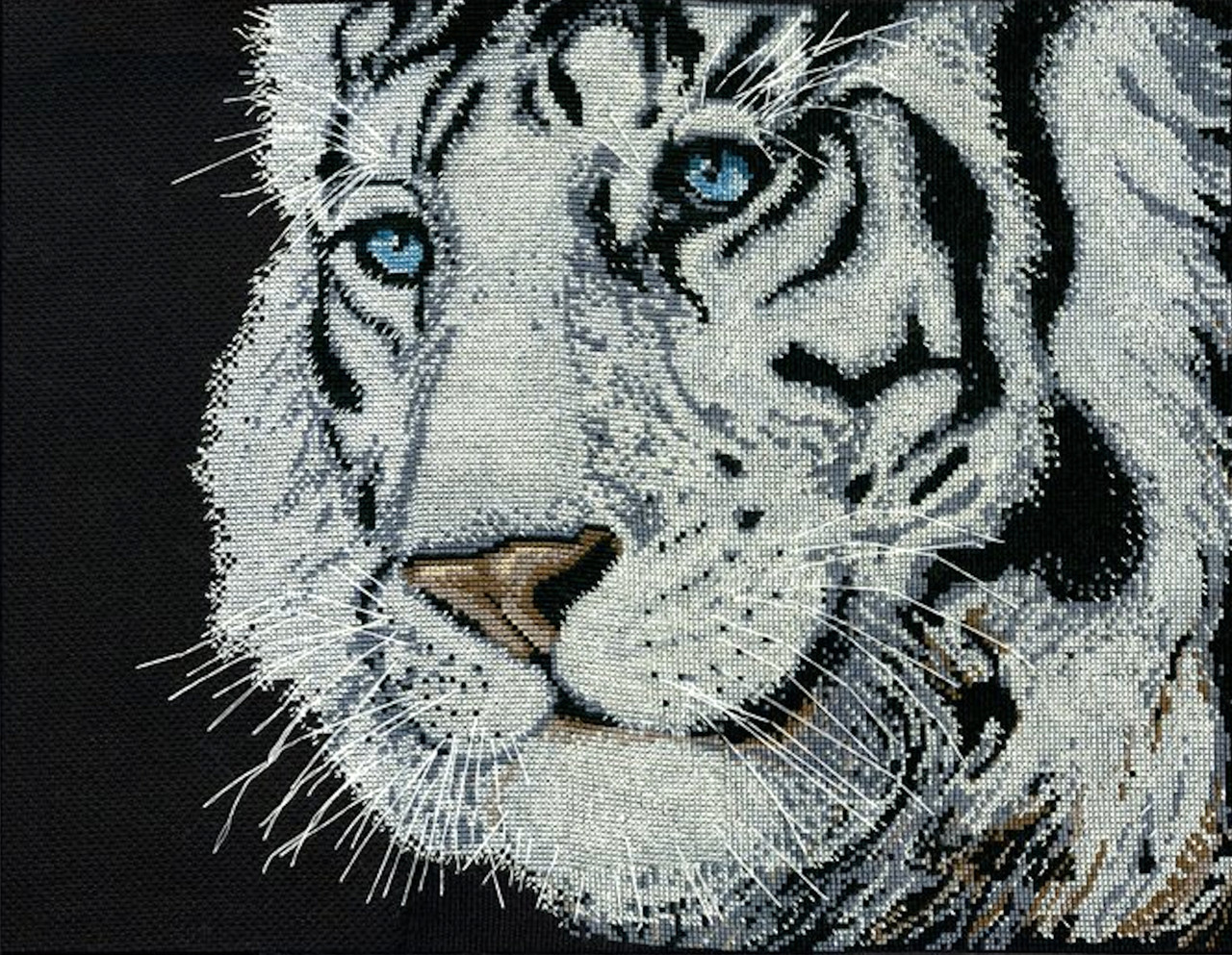 Design Works -  The White Tiger