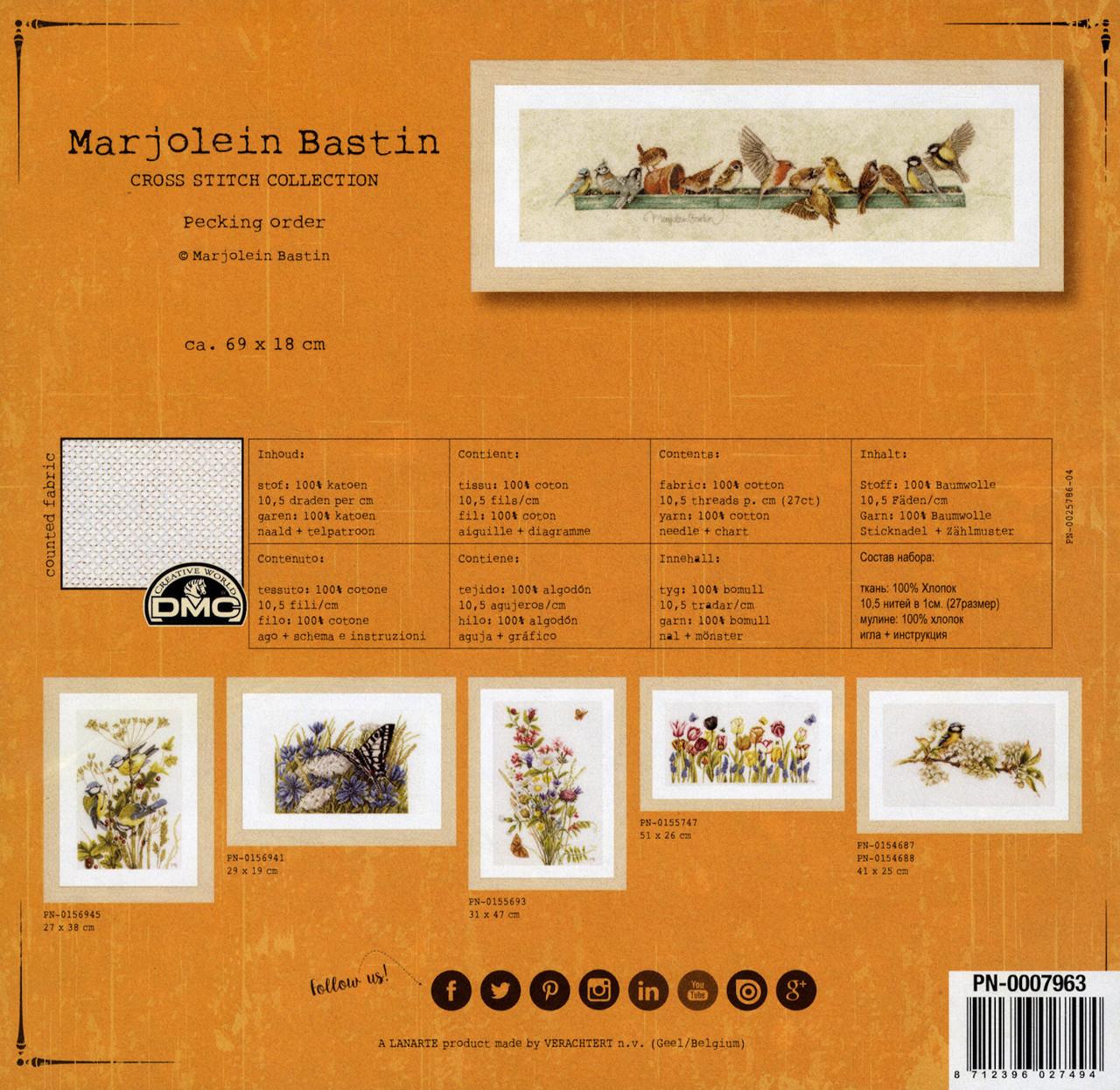 LanArte - Marjolein Bastin The Pecking Order
