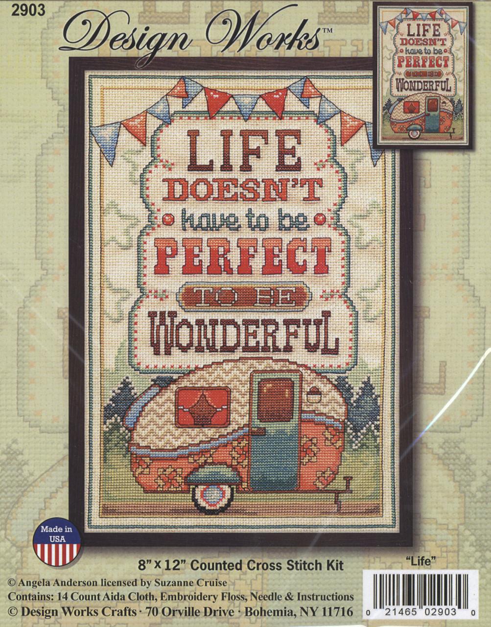 Design Works - Wonderful Life