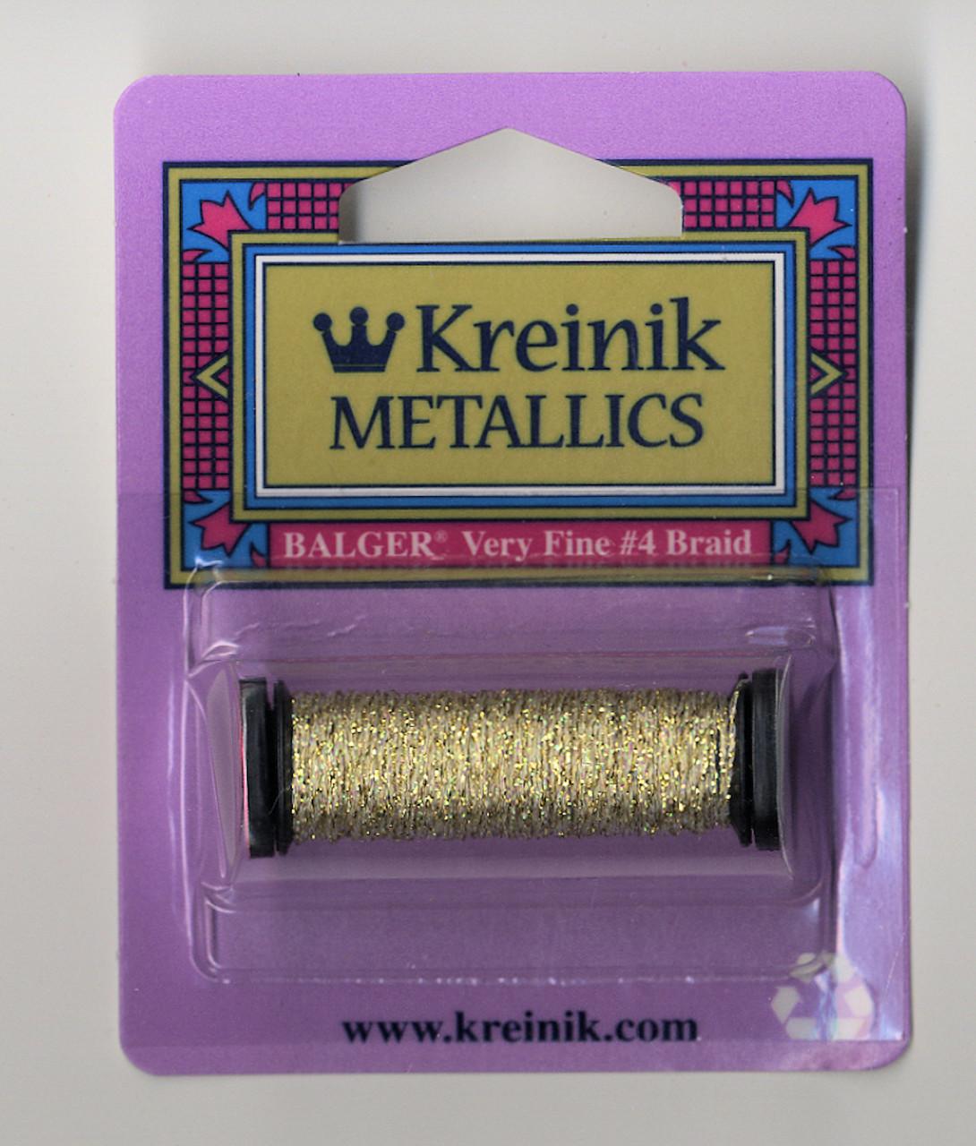 Kreinik Metallics - Very Fine #4 Brazilianite #3232