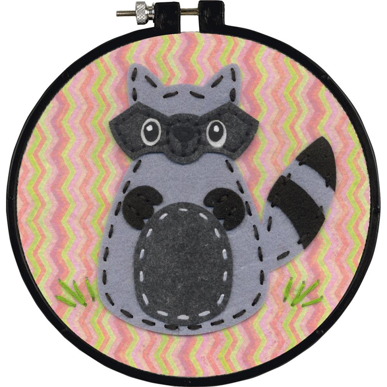 Dimensions Learn a Craft - Little Raccoon