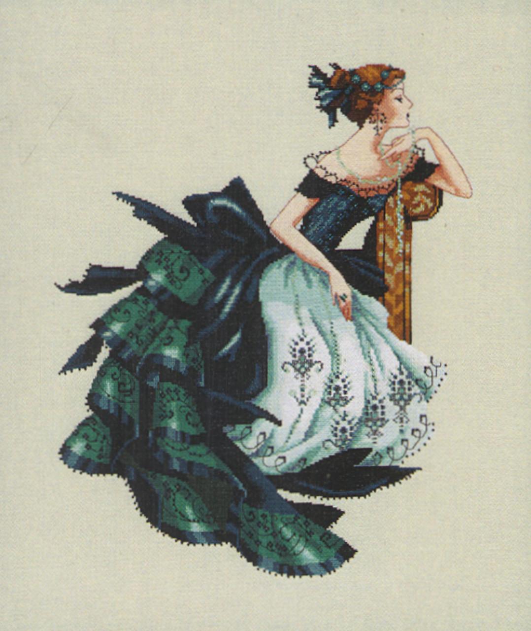 Mirabilia Embellishment Pack - Portrait of Veronica