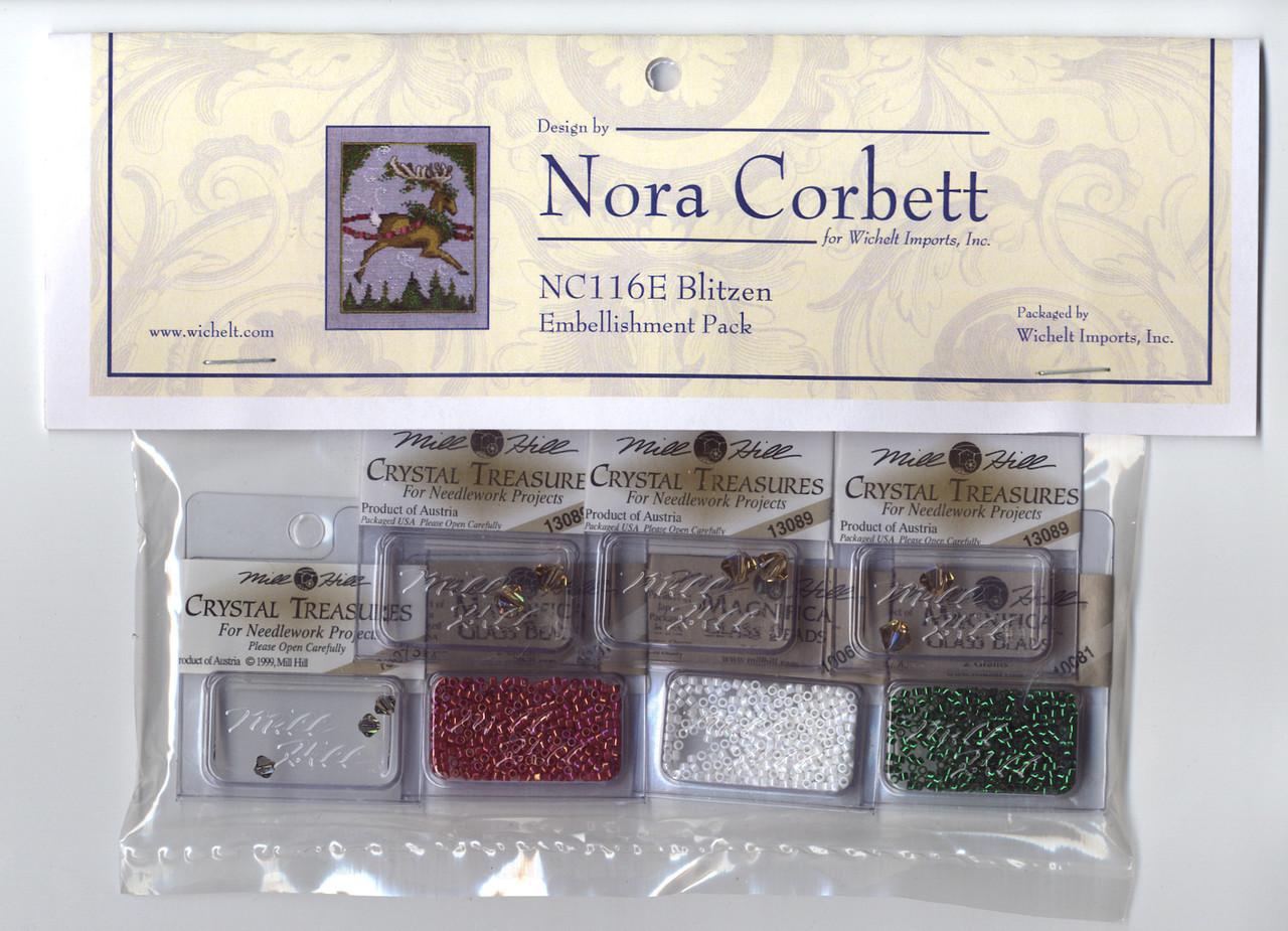 Nora Corbett Embellishment Pack - Blitzen